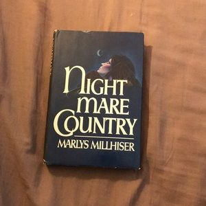 Nightmare County by Marlys Millhiser book